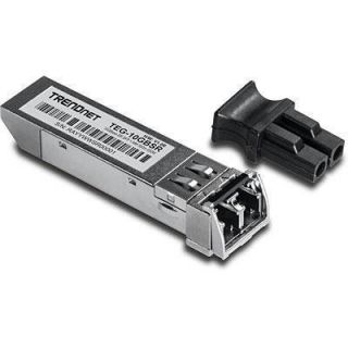 Product image of TRENDNET 10GBASE-LR SFP+ MULTI-MODE LC MODULE (400M WITH DDM) IN