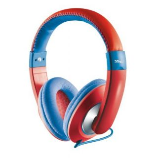 Product image of Turst Sonin Kids Headphones (Red)