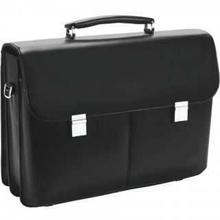 Product image of Dicota ExecutiveStyle Notebook Case (Black) for 15.4 inch to 17 inch Notebook