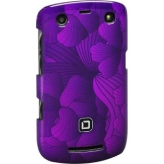 Product image of Dicota Hard Cover Case (Purple) for BlackBerry Curve 9350, 9360 and 9370 Smartphones