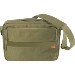 Product image of Dicota CasualStyle Shoulder Bag (Green) for 17 inch - 18.4 inch Notebooks
