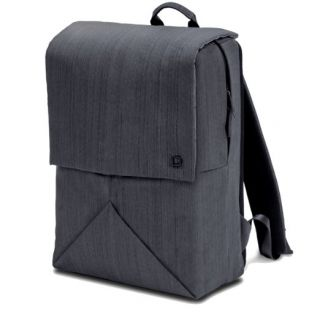 Product image of Dicota Code Notebook Backpack with Tablet Pocket (Black) for 13 inch to 15 inch Notebooks