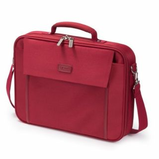 Product image of DICOTA - CONSIGNMENT MULTI BASE 15IN-17.3IN RED CASE F/ NOTEBOOKS