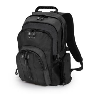 Product image of DICOTA - CONSIGNMENT BACKPACK UNIVERSAL 15.6IN BLACK .