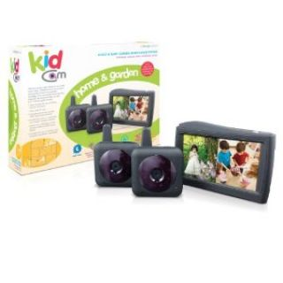 Product image of Storage Options KidCam Child 2 x Wireless Cameras and a Companion Screen