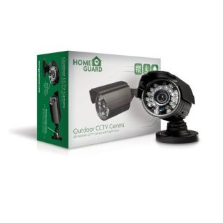 Product image of Storage Options HomeGuard SV061-60 Bullet CCTV Camera 600 TVL