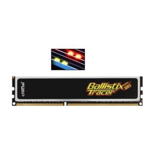 Product image of Crucial Ballistix Smart Tracer 4GB Memory Module PC3-12800 1600MHz DDR3 Unbuffered Non-ECC CL8 240-pin DIMM