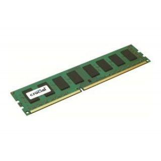 Product image of Lexar Crucial DESKTOP 2GB DDR3 1333 MT/s (PC3-10600) CL9 Unbuffered UDIMM 240-pin