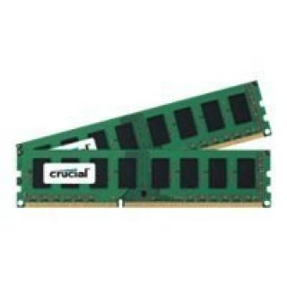 Product image of Lexar Crucial 2GB kit (1GBx2) DDR3 1600 MT/s (PC3-12800) CL11 Unbuffered UDIMM 240 pin