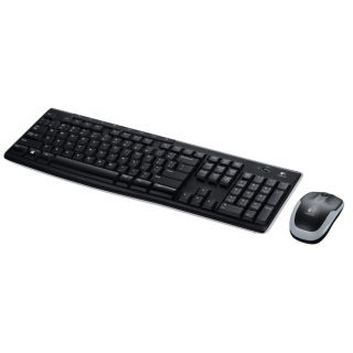 Product image of Logitech MK270 Wireless Combo Keyboard and Mouse Desktop Set