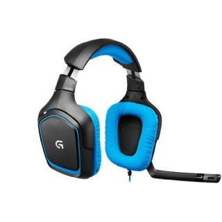 Product image of Logitech G430 Surround Sound Gaming Headset (EMEA)