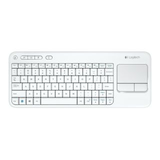 Product image of Logitech K400 Wireless Touch Keyboard Limited Edition (UK Layout) white*