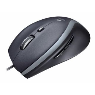 Product image of Logitech M500 Corded Laser USB Mouse