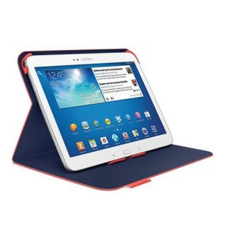 Product image of LOGITECH FOLIO FOR SAMSUNG TAB 3 10IN MARS RED ORANGE