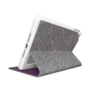 Product image of Logitech Hinge Flexible Case with Angle Stand (Grey) for iPad mini and iPad mini with Retina Display