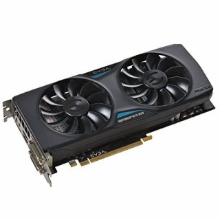 Product image of EVGA GeForce GTX 970 Superclocked with ACX 2.0 Cooling 4GB Graphics Card PCI-E DVI HDMI DisplayPort