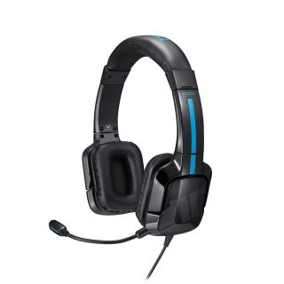 Product image of Tritton Kama Stereo Gaming Headset (Black) for Playstation 4 and Playstation Vita