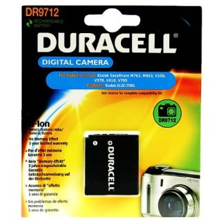 Product image of Duracell DR9712 (3.7 V) Rechargeable Digital Camera Battery