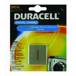 Product image of Duracell (3.7V) 700mAh Lithium-ion Battery For NB4L