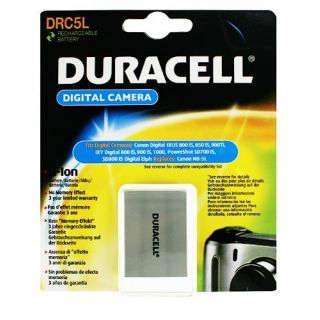 Product image of Duracell (3.7V) 820mAh Lithium Rechargeable Camera Battery
