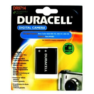 Product image of [Ex-Demo] Duracell Replacement Digital Camera Battery For Sony NP-BG1 Digital Camera Battery (Opened / Item as new)
