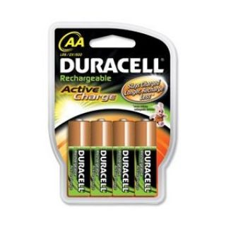Product image of Duracell Staycharged AA 2000mAh 4 Pack Rechargeable