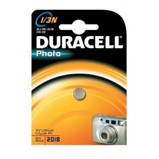 Product image of Duracell Ultra DL1/3N (3.0 V) Lithium Camera Battery
