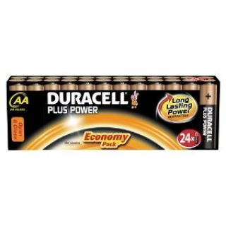 Product image of Duracell Plus Power (AA) Alkaline Battery Pack of 4