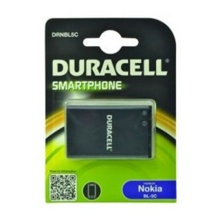 Product image of DURACELL REPLACEMENT NOKIA BL-5C BATTERY DURACELL 1000MAH 3.7V