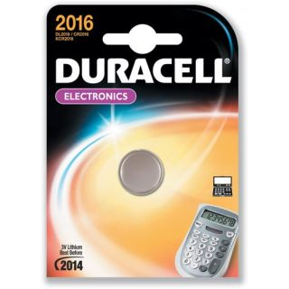 Product image of Duracell DL2016 (3.0 V) Coin Cell Battery
