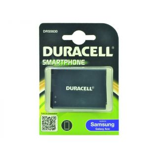 Product image of Duracell DRS5830 (3.85 V) Rechargeable Lithium ion Smartphone Battery