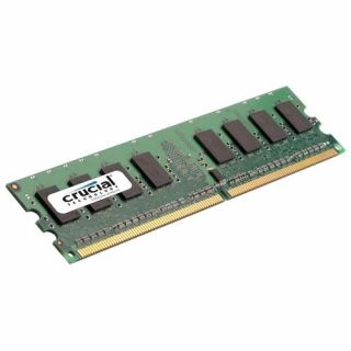 Product image of Crucial 8GB Memory Module PC3-10600 1333MHz DDR3 Registered ECC CL9 240-pin DIMM