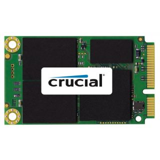 Product image of Crucial M500 (120GB) Solid State Drive 6Gb/s mSATA (Internal)