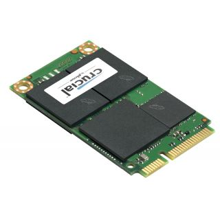 Product image of Crucial M550 (128GB) 2.5 inch Solid State Drive mSATA with Mounting Screws (Internal)