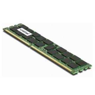 Product image of Crucial 8GB Memory Module PC4-17000 2133MHz DDR4 Unbuffered Non-ECC CL15 288-pin DIMM (Dual Ranked)