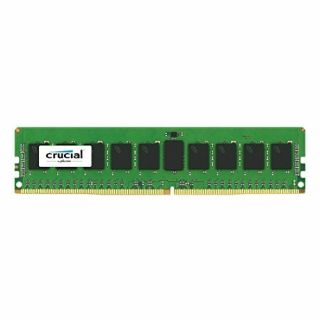 Product image of Crucial 8GB Memory Module PC4-17000 2133MHz DDR4 Registered ECC CL15 288-pin DIMM (Dual Ranked)