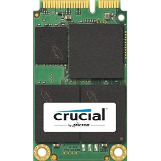 Product image of Crucial MX200 (500GB) mSATA Solid State Drive SATA 6Gb/s (internal)