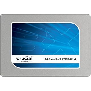 Product image of Crucial BX100 (120GB) 2.5 inch Solid State Drive SATA 6Gb/s (Internal)