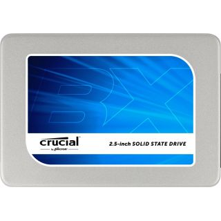 Product image of Crucial 480GB Crucial BX200 SATA 2.5 7mm (with 9.5mm adapter) SSD