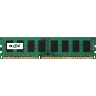 Product image of Crucial 2GB Memory Module PC3-12800 1600MHz DDR3L Unbuffered Non-ECC CL11 240-pin DIMM