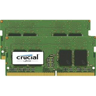 Product image of Crucial 16GB Kit 8GBx2 DDR4 2133 CL15 Unbuffered