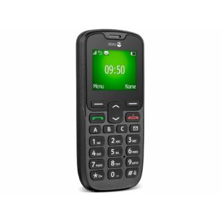 Product image of Doro PhoneEasy 506 Mobile Phone (Black)