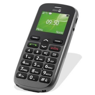 Product image of Doro PhoneEasy 508 Mobile Phone (Graphite)