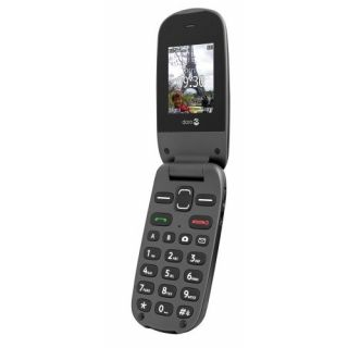 Product image of DORO Mob/Doro/PhoneEasy 607 Blk/Graphite