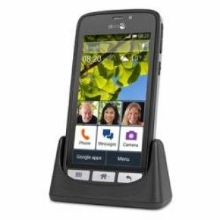 Product image of Doro 6708 - Speaker phone, Assistance Button, Colour Display 4