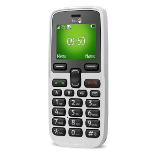 Product image of Doro Easy 5030 (1.7 inch)Mobile Phone with Torch BT (White)