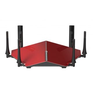 Product image of D-Link AC3200 Ultra Wireless Router (IEEE 802.11 ac/n/g/b/a)
