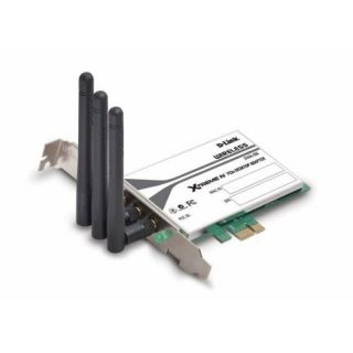 Product image of D-Link DWA-556 Wireless N PCI-E Desktop Adaptor