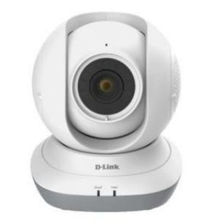 Product image of D-Link DCS-855L HD Pan and Tilt Wi-Fi Baby Camera