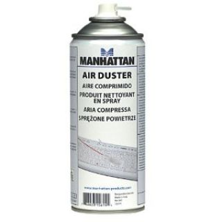 Product image of Manhattan Air Duster Spray Can with Extension Tube (400ml)